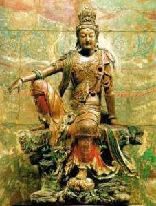 Avalokiteshvara, The Bodhisattva of Compassion