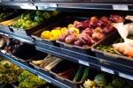 local organic veggies